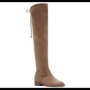 International Concepts Brown Over-The-Knee Boots